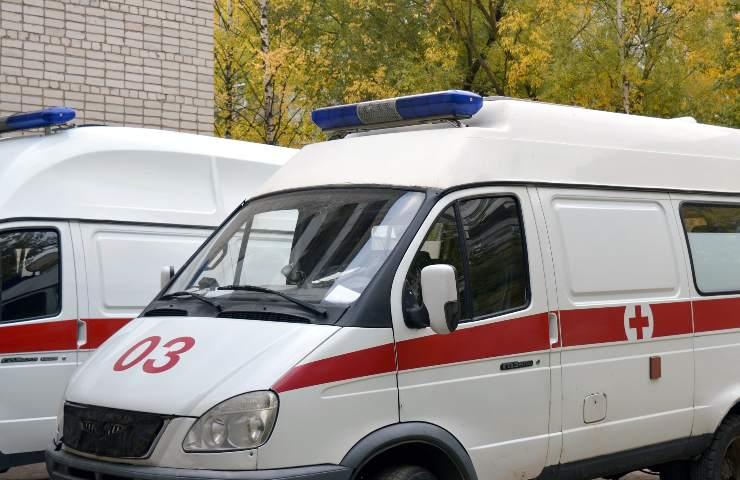 ambulanza foto