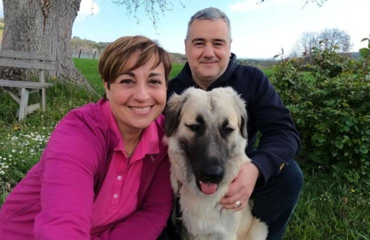 Benedetta Rossi marito e cane (Instagram)