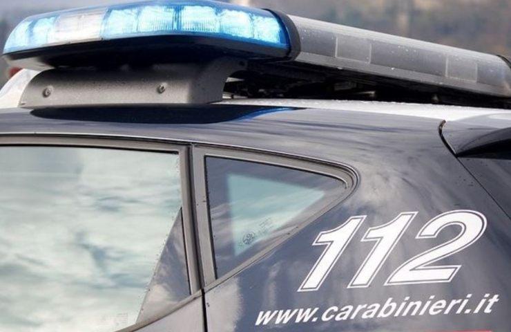 Carabinieri (Instagram)