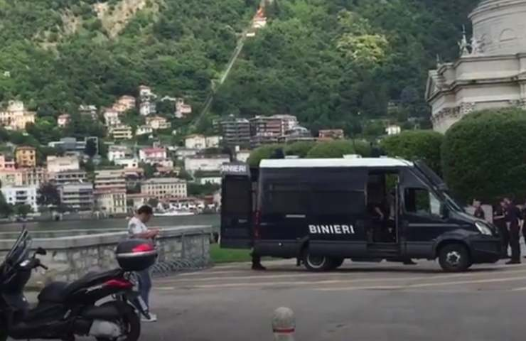 Carabinieri (Youtube)