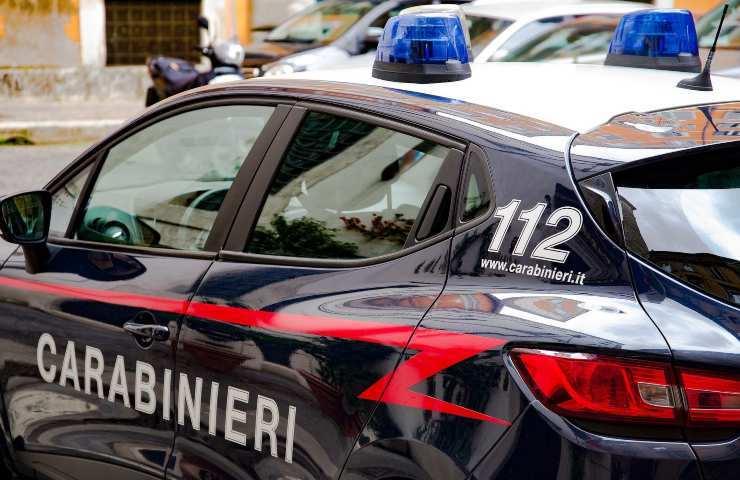 Volante dei Carabinieri (pixabay)