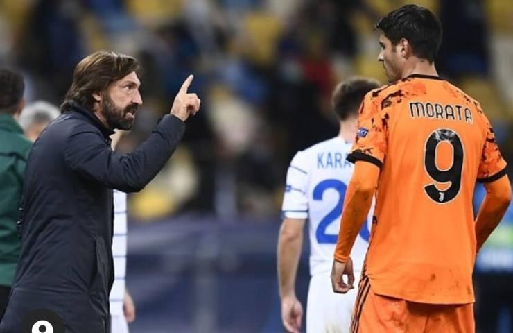 Juventus partita