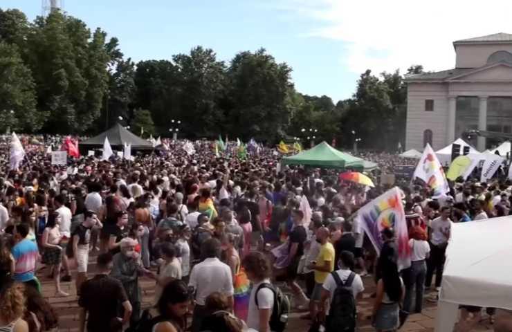 Milano Pride (Youtube)