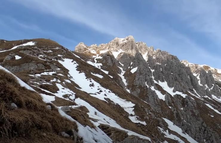 Montagna Grignetta (Youtube)