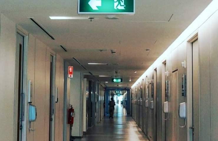 Ospedale Instagram Foto