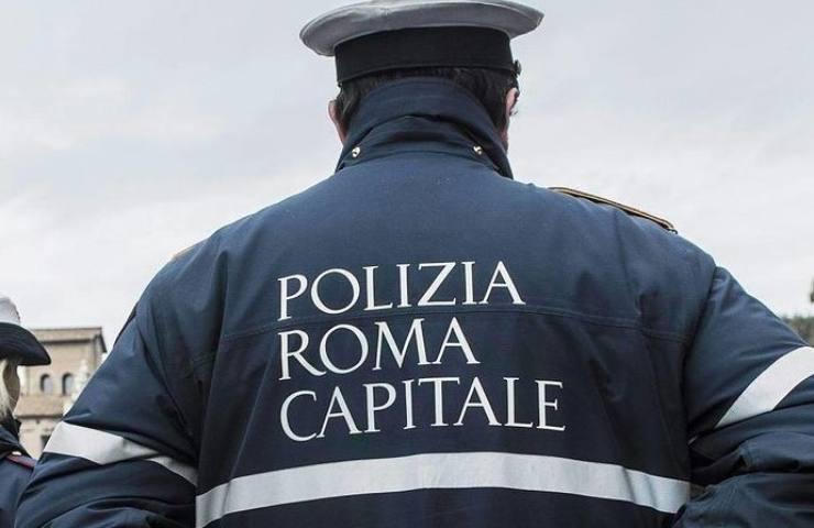 Polizia Roma Capitale (Instagram)