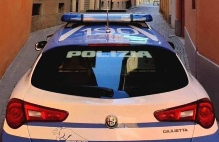 Pattuglia della Polizia di Stato (Instagram)