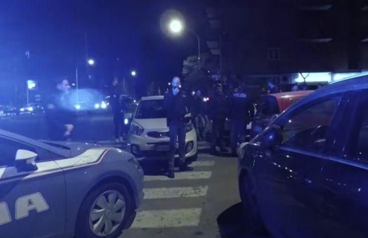 Polizia (Youtube)