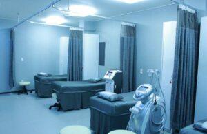 Reparto in ospedale