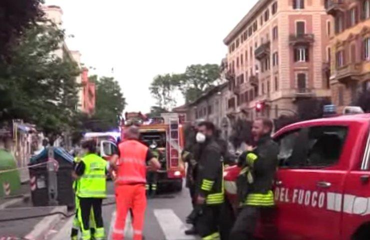 Roma zona Prati (Youtube)