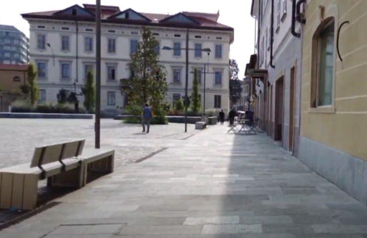 Strada cittadina (youtube)
