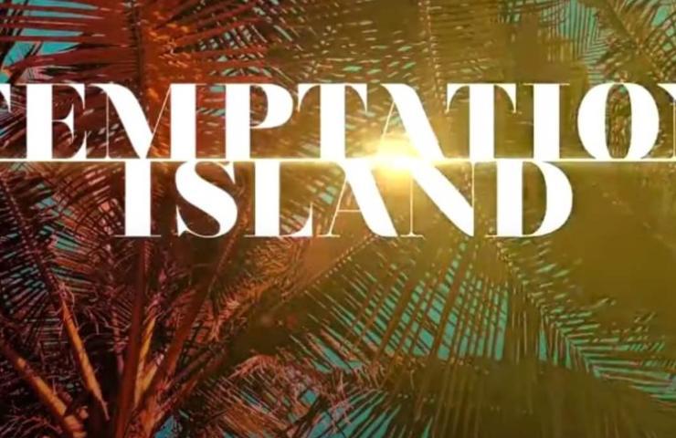 Temptation Island logo della trasmissione (youtube)
