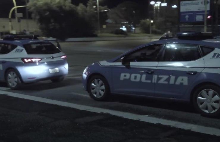Volanti Polizia (Youtube)
