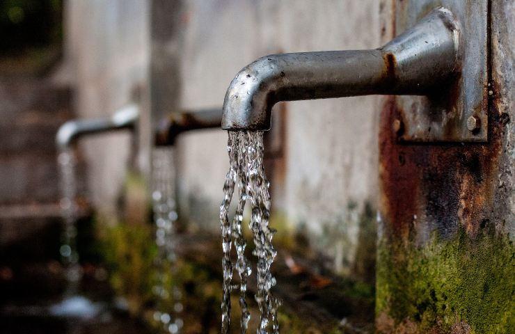 acqua prezzo