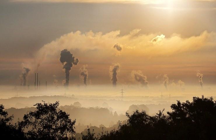 Smog città italiane