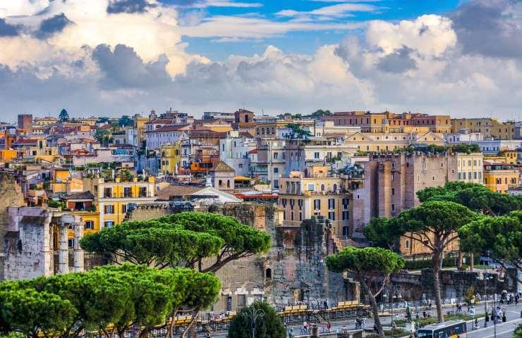 Trans morta Roma