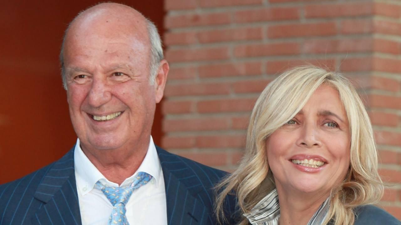 nicola carraro e mara venier (web source)