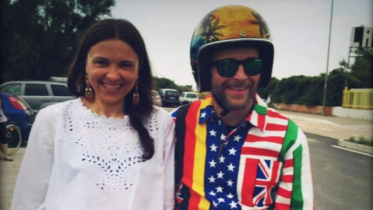 Lorenzo Jovanotti e Francesca Valiani