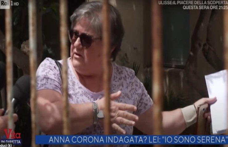 Denise Pipitone anna corona