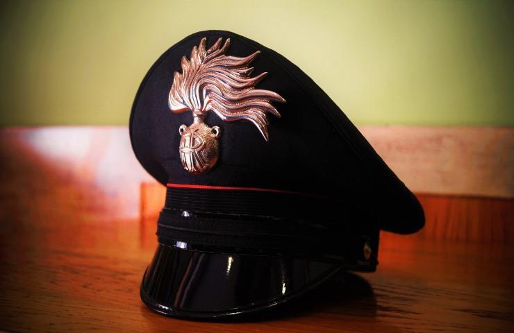 mamma cappello carabinieri