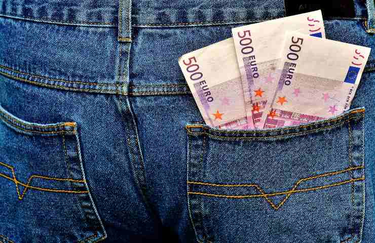 2 milioni di euro in frigorifero denaro