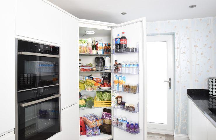 2 milioni di euro in frigorifero frigo