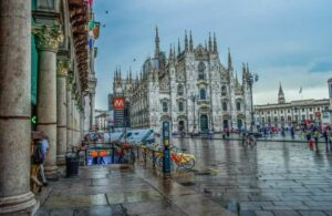 Milano Piazza Duomo (Pixabay)