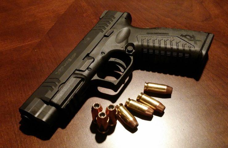 antimo giarnieri pistola