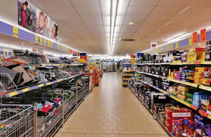 rapina supermarket